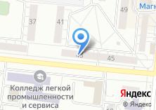 Компания «ПОЛИНЕЗИЯ» на карте