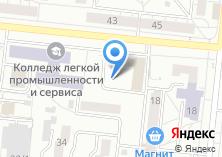 Компания «Автостоянка на ул. Зорге» на карте