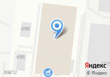 Компания «Мебельный проспект» на карте