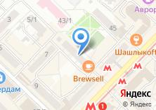 Компания «Магнум» на карте