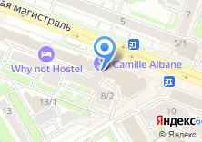 Компания «Камий Альбан» на карте