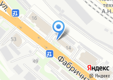Компания «Сиб-Агро» на карте