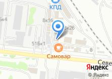 Компания «Двернофф» на карте