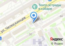 Компания «СибКомфорт» на карте