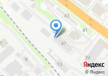 Компания «АВ мебель» на карте