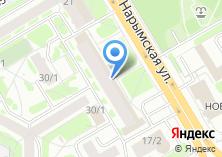 Компания «Доктор Сантехник» на карте