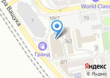 Компания «Электро-Директ» на карте