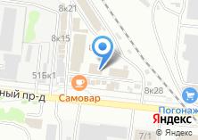 Компания «СибМетЛес» на карте
