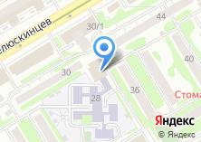 Компания «Т-Студия Новосибирск» на карте
