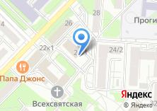 Компания «Полиформ» на карте