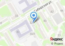 Компания «Гипрониигаз» на карте