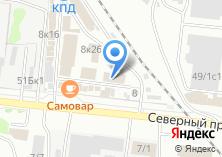 Компания «Амбаръ сеть магазинов строительных материалов» на карте