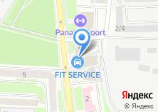 Компания «БАУЮНИОН» на карте