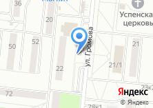 Компания «Sowa» на карте
