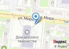 Компания «Сибирские Узоры» на карте