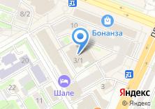 Компания «Юридическое сопровождение Гусева Марина Юрьевна» на карте