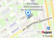 Компания «Музей истории профессионального образования Новосибирской области» на карте