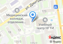 Компания «КОНТЕК» на карте