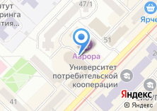 Компания «Абсейл-Сервис» на карте