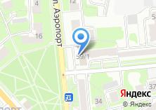 Компания «Пони Экспресс служба экспресс-доставки» на карте