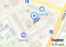 Компания «Центр правовой поддержки» на карте