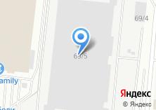 Компания «Сибэлектропривод» на карте