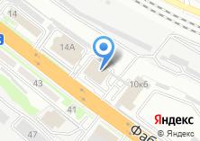 Компания «Максиформ» на карте