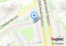 Компания «Общественная приемная депутата Совета депутатов г. Новосибирска Шестакова О.А.» на карте