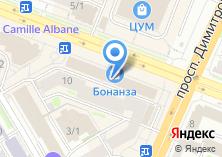Компания «FINLAN» на карте