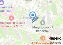 Компания «Русская Красавица» на карте