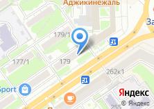 Компания «Джемини Электро» на карте