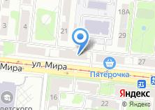Компания «СИБОИЛ» на карте
