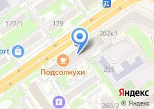 Компания «ВикDан» на карте