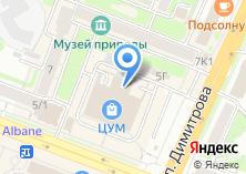Компания «dr.Apple» на карте
