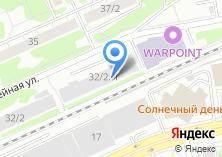 Компания «Benz-NSK» на карте