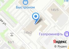Компания «Пассажиртрансснаб» на карте