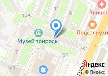 Компания «Надежда-ст» на карте