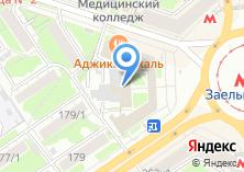 Компания «Proelectro» на карте