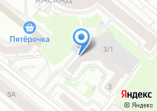 Компания «Спотекс» на карте
