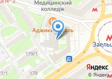 Компания «СтройЛабКомплект» на карте