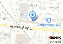 Компания «Звезда Удачи» на карте