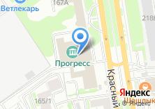 Компания «СибирьТекстиль» на карте