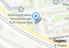 Компания «Агентство Бизнес Коммуникаций» на карте