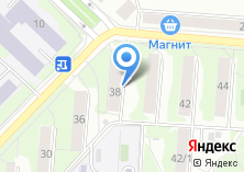 Компания «Квартира online» на карте