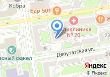 Компания «РАтич» на карте