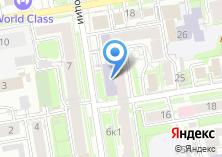 Компания «Банк Премьер кредит» на карте