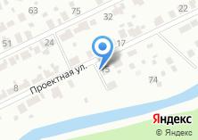 Компания «ЮФТИ» на карте