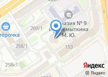 Компания «У Дома» на карте