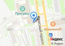 Компания «МОСТ» на карте