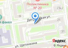 Компания «МЕНТАЛ КОНСАЛТИНГ» на карте